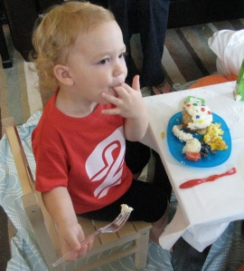 Yum! Banana Muffin Cupcakes